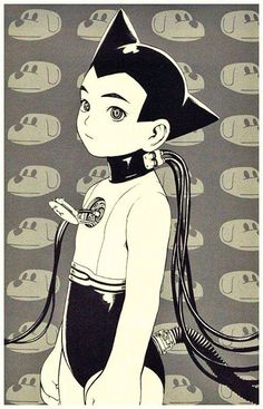 """""""Astro Boy 鉄腕アトム"""" by 村田 蓮爾 Renji """"Range"""" Murata*  • Blog/Website 
