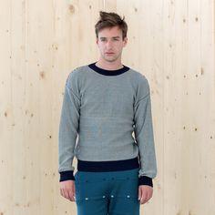 sweater KELE navy