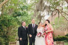 Ann & Brian Wedding at St John The Beloved Church and Magnolia Plantation Richard Bell Photography #charlestonwedding