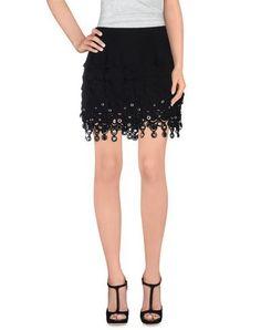 PACO RABANNE Mini Skirt. #pacorabanne #cloth #skirt