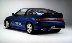 Honda CR-X...miss mine. :(