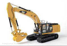Construction - CCM - 336E-T - CAT® 336E L Excavator with Hydraulic Thumb F