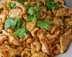 Crockpot Cashew Chicken..