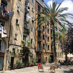 El Born, Barcelona El Born Barcelona, Barcelona 2018, Barcelona City, Barcelona Travel, Barcelona Spain, Great Places, Beautiful Places, Places To Visit, Gaudi