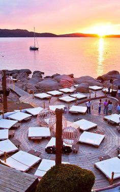 Phi Beach - Porto Cervo - Costa Smeralda - Sardinia - Italy