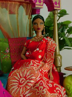 blackmagic Isha DOll