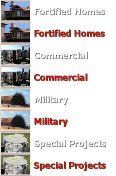 1000 images about hardened homes defensible fortified for Building a defensible home