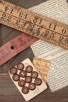 My Father used a Ruler exactly the same as this one.  It always reminds me of him.