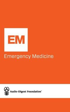 Emergency Medicine: Wilderness Medicine (Audio-Digest Foundation Emergency Medicine Continuing Medical Education (CME).) by Audio Digest, http://www.amazon.com/dp/B0089ZLT5S/ref=cm_sw_r_pi_dp_cgPLrb0E4HCA8