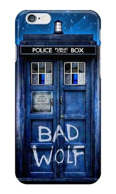 29 Phone Cases For the True Whovians at Heart
