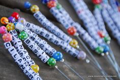 We should make these -- they're sort of Kid-at-heart kind of markers.