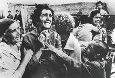 A Turkish woman mourns her dead husband, a victim of the Greek-Turkish civil war. (Don McCullin)