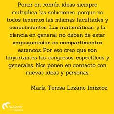 Lozano @mujerconciencia
