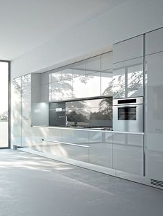 Italian Modern Design Kitchens - One by Ernestomeda | Kitchen ...
