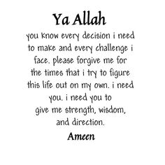 post by Learn About true islam Quran Quotes Love, Quran Quotes Inspirational, Allah Quotes, Muslim Quotes, Religious Quotes, Islam Quotes About Life, Inspiring Quotes, Duaa Islam, Allah Islam