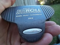 Knight EZROLL ZRZ Dual Trac Alignment Right Handed Putter 35 INCHES #KnightGolf
