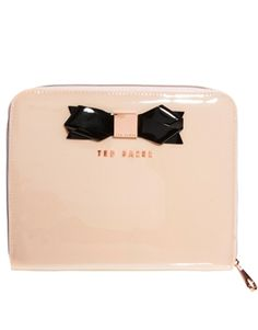 Ted Baker Tabcon Shell Pink Bow iPad Case