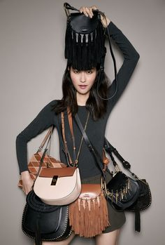 chloe mini hudson shoulder bag