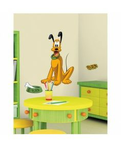 Compre Adesivo Mickey Mouse Gigante | ateliera - Sua loja de decoração on-line!