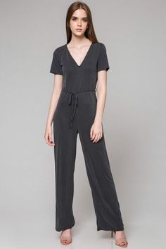 New arrival! Jumpsuit with keyhole back Buy it here now http://www.rkcollections.com/products/jumpsuit-with-keyhole-back