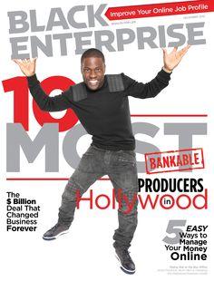 December 2012 Cover, Black Enterprise Magazine
