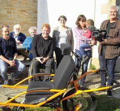 La grande aventure d'un breton paraplégique