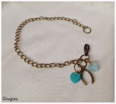 Wishbone accessories, check my blog to see more pics :) #accessories #bracelet #makeawish #giugizuaccessories http://giugizu.blogspot.it/2014/06/wishbones-accessories.html