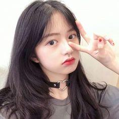 Cute Japanese Girl, Cute Korean Girl, Cute Girl Pic, Cute Girls, Pretty Girls, Girl Short Hair, Short Girls, Beautiful Asian Girls, Beautiful People