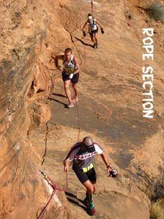 Moab Trail Marathon & Half Marathon - November   Repinned by Fifty States Half Marathon Club™ http://www.halfmarathonclub.com