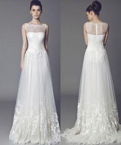 Tony Ward 2015 Bridal Collection – Fashion Style Magazine - Page 10