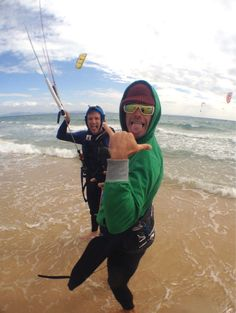 #tarifa #borntokite #kitesurf #cadiz my good friend grey !!!