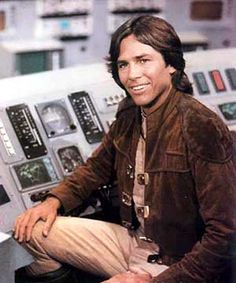 Battlestar Galactica Richard Hatch starring as Appolo