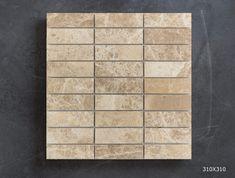 EMPRADORE DARK MARBLE MOSAIC 30X100 Marble Mosaic, Mosaic Tiles, Wall Tiles, Mosaics, Travertine, Natural Stones, Tile Floor, Flooring, Dark