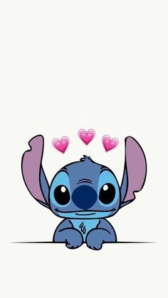Share a collection of Disney Stitch wallpapers / lockscreens Disney Stitch, Lilo Stitch, Cute Stitch, Stitch Cartoon, Disney Phone Wallpaper, Cartoon Wallpaper Iphone, Cute Cartoon Wallpapers, Wallpaper Wallpapers, Animal Wallpaper