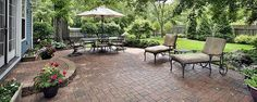 how to fill a big empty back yard - Google Search