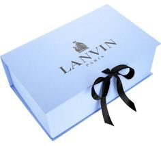 To know more about Lanvin BOX, visit Sumally, a social network that gathers together all the wanted things in the world! Featuring over other Lanvin items too! Fashion Packaging, Cool Packaging, Luxury Packaging, Jewelry Packaging, Brand Packaging, Gift Packaging, Jewelry Branding, Luxury Branding, Packaging Design