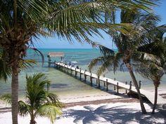 Big Pine Key House Rental: Oceanfront Sandy Beach & Dock | HomeAway