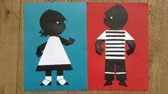 Van vouwjuf.nl Schmidt, Childrens Books, Holland, Origami, Van, Teaching, School, Cards, Annie