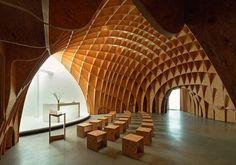MOTORWAY CHURCH | Michael Schumann | Archinect