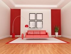 Elegant Red Living Room Or Red Modern Living Room 58 Red Living Room Furniture Accessories. Red Living Room Set, Red Curtains Living Room, Modern White Living Room, Small Living Rooms, Rugs In Living Room, Living Spaces Furniture, Living Room Interior, Couches For Small Spaces, Cool Couches