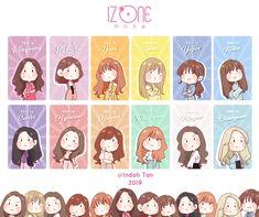 Wiz*one don't waste your time,don't forget our girls,Iz*one! Cute Website, Secret Song, Fandom Kpop, Twice Fanart, Pop Stickers, All About Kpop, Kpop Drawings, Korean Art, Kpop Fanart