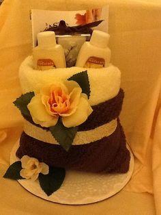 Mother Ladies Retreat Vanilla Spa Towel by IrresistibleBaskets, $36.00