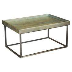 Check out this item at One Kings Lane! Trent Tray Coffee Table