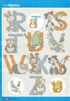 Gallery.ru / Фото #8 - Cross Stitch Crazy 198 - WhiteAngel
