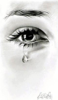 """Tears are words the mouth can't say nor can the heart bare.""  Joshua Wisenbaker"