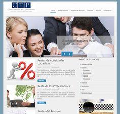 Empresa: CTP, S.A.  Role: Auditoría y contabilidad  Web: www.expertostributarios.com