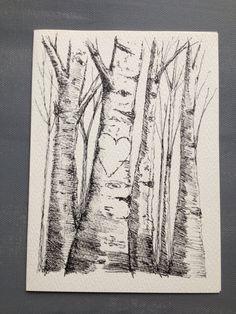 ideas aspen tree tattoo ideas for 2019 Birch Tree Tattoos, Bonsai Tree Tattoos, Evergreen Tree Tattoo, Tree Tattoo Men, Large Bonsai Tree, Willow Tree Wedding, Tree Wallpaper Iphone, Family Tree Poster, Hand Drawn Cards