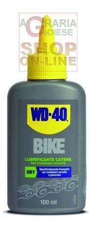 LUBRIFICANTI BIKE WD-40 DRY-ASCIUTTO LIQUIDO ML. 100 https://www.chiaradecaria.it/it/oli-lubrificanti/10218-lubrificanti-bike-wd-40-dry-asciutto-liquido-ml-100-5032227396951.html