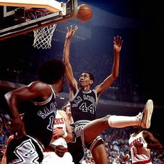 George Gervin - San Antonio Spurs