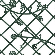 Made of a cotton-linen blend, this fabric features the new lattice and plant Hortensie (Hydrangea) print designed by Carina Seth Andersson. It's a large-scale print in black and pink. Please order carefully. Cut fabric cannot be returned. Linen Fabric, Cotton Linen, Cotton Fabric, Fabric Patterns, Print Patterns, Marimekko Fabric, I Believe In Pink, Extra Fabric, Nordic Design